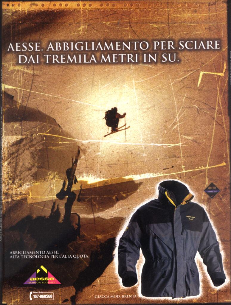 AESSE advertising